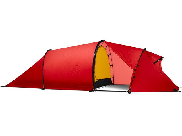 Hilleberg Nallo 3 GT Zelt red